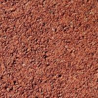 Leier Quartz kerti szegélykő - piros - 100 x 5 x 20 cm