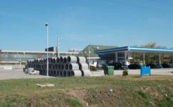 Leier TA 30/100 talpas betoncső, csaphornyos illesztéssel