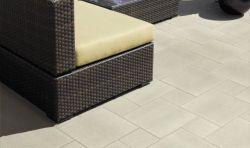 Semmelrock Senso Grande térkő 40x40x8 - szürke-barna