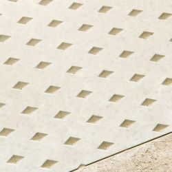 Semmelrock Shade strukturált lap 100x40/30x4 cm - kékesszürke