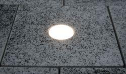 Semmelrock LED térkő világítórendszerek - Outdoor Pro 4,5 cm - meleg fehér