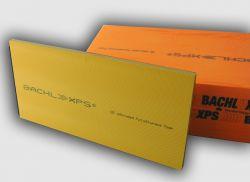 Bachl XPS 300 G - univerzális hőszigetelő, érdesített felület - 1250x600x180 mm