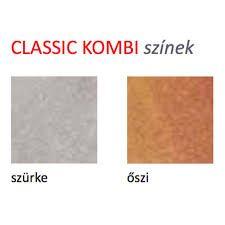 Frühwald Classic kombi térkő - szürke