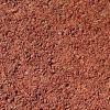Frühwald Florenz térkő, 1 1/2 kő - 15,8x23,7x6 cm - piros