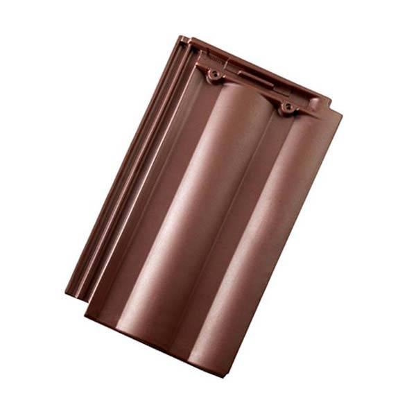 Tondach Twist tetőcserép barna