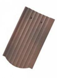 Tondach hornyolt hullámos ívesvágású tetőcserép antik