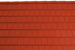 Tondach táska szögletes 19 x 40 alapcserép piros