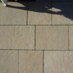 Frühwald Tropea járdalap, kombi - homokkő