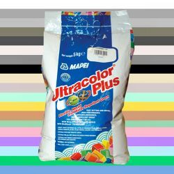 Mapei ultracolor Plus fugázóhabarcs 149 vulkáni homok 5 kg