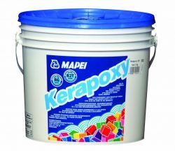 Mapei kerapoxy kétkomponensű epoxy ragasztó 10 kg fehér