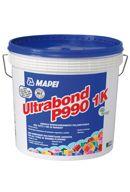 Mapei Ultrabond P990 1K egykomponensű poliuretán ragasztó - bézs - 15 kg