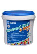 Mapei Ultrabond Turf 2 stars kétkomponensű, gyorsan kötő műfű ragasztó - 15 kg - vörös