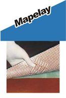 Mapei Mapelay üvegszálerősítésű hang- és hőszigetelő lemez - 50 m2