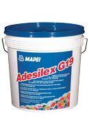 Mapei Adesilex G19 kétkomponensű, epoxy-PU-alapú ragasztó - 10 kg