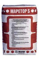 Mapei Mapetop S ásványi alapú felületkeményítő anyag - 25 kg - rozsdabarna