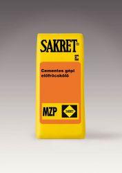 Sakret MZP-02 Cementes gépi előfröcskölő