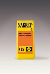 Sakret KZS Mész-cement simítóvakolat