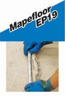 Mapei Mapefloor EP 19 gyorskötő, sav-, lúg, olaj-, és kopásálló epoxí-habarcs - 10 kg