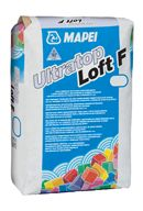 Mapei Ultratop Loft F finomszemcsés, cementkötésű paszta - 20 kg - fehér