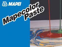 Mapei Mapecolor Paste színezőpaszta RAL 9010 25 kg