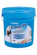 Mapei Colorite Matt akrilgyanta bázisú beltéri falfesték - 20 kg - fehér