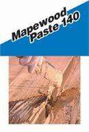 Mapei Mapewood Paste 140 tixotróp állagú epoxi ragasztó - 3 kg