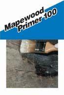 Mapei Mapewood Primer 100 epoxi impregnálószer faszerkezetekhez - 1 kg