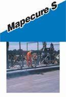 Mapei Mapecure S oldószeres viaszalapú párazáró szer - 20 kg