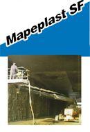 Mapei Mapeplast SF mikro-szilika bázisú, puccolán hatású por alakú adalékszer - 20 kg