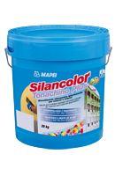 Mapei Silancolor Tonachino Plus páraáteresztő, vízlepergető mohásodás és penészedésgátló sziloxán vékonyvakolat - 20 kg - fehér