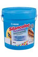 """Mapei Silancolor AC Tonachino 1,2 mm vízlepergető, magas fedőképességű, akril-sziloxán bevonat - 20 kg - """"A"""" színcsoport"""