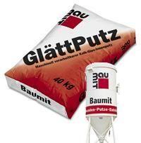 Baumit GlattPutz, gipszes vakolat 40kg