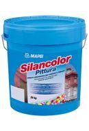 Mapei Silancolor Pittura páraáteresztő, vízlepergető sziloxán alapú festék - 5 kg - fehér