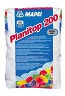 Mapei Planitop 200 cementkötésű habarcs - 25 kg - szürke