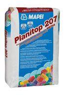 Mapei Planitop 207 cementkötésű habarcs egyenetlen függőleges felületekhez - 25 kg - szürke