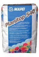 Mapei Planitop 540 vízlepergető cementbárzisú simítóanyag - 25 kg - szürke