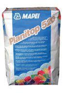 Mapei Planitop 520 cementkötés habarcs egyenetlen felületek simítására - 25 kg - szürke