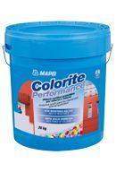 Mapei Colorite Performance akrildiszperziós bel- és kültéri falfesték - 5 kg - fehér