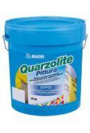"""Mapei Quarzolite Pittura akril alapú festék mikroszemcsés kvarchomokkal - 5 kg - """"A"""" színcsoport"""