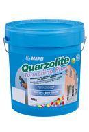 """Mapei Quarzolite Tonachino Plus mohásodás-és penészedésgátló, akril diszperziós védőbevonat - 20 kg - """"C"""" színcsoport"""