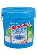 """Mapei Silancolor Pittura Plus páraáteresztő, vízlepergető mohásodás- és penészedésgátló sziloxán alapú festék - 20 kg - """"B"""" színcsoport"""