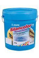 Mapei Silancolor Tonachino páraáteresztő, vízlepergető sziloxán vékonyvakolat - 20 kg - fehér
