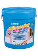 Mapei Silexcolor Marmorino dekoratív finomszemcsés, szilikát bázisú ásványi bevonat - 20 kg - bázis