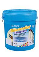 Mapei Silexcolor Tonachino páraáteresztő, szilikát vékonyvakolat - 20 kg - fehér