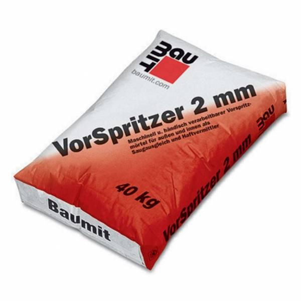 Baumit Vorspritzer, előfröcskölő 2mm - 40kg
