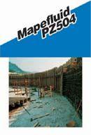 Mapei Mapefluid PZ504 erős hatású folyósítószer - 11 kg