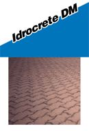 Mapei Idrocrete DM vízzáró betonszerkezetekhez és esztrichekhez alkalmazható adalékszer - 1000 l