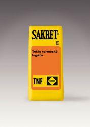 Sakret TNF Tufás terméskőfugázó