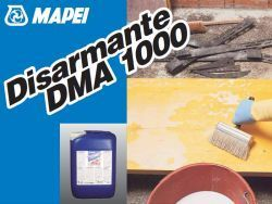 Mapei DMA 1000 formaleválasztó koncentrátum 200 l