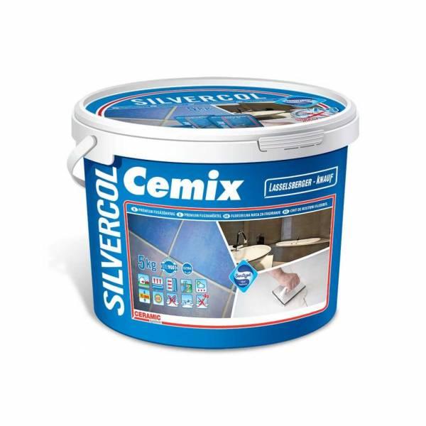 LB-Knauf SilverCol prémium flexibilis fugázó - 5 kg